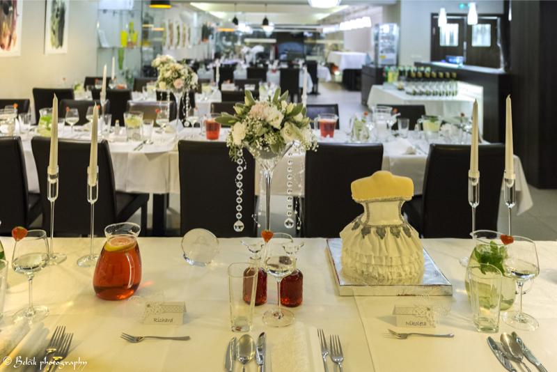 Bielo strieborná svadba